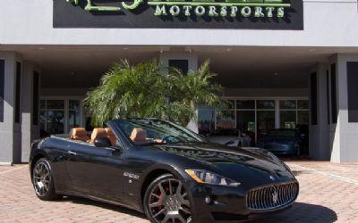 Photo 2012 Maserati Gran Turismo Convertible Convertible