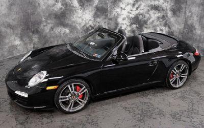 Photo 2012 Porsche 911 Carrera S Convertible