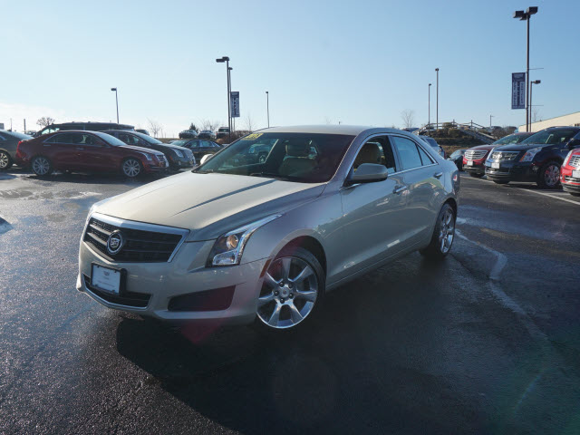 Photo 2013 Cadillac ATS 2.0T