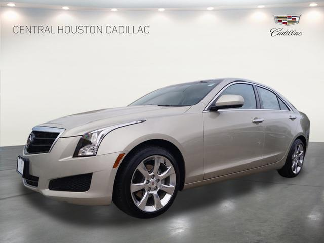 Photo 2013 Cadillac ATS 2.5L