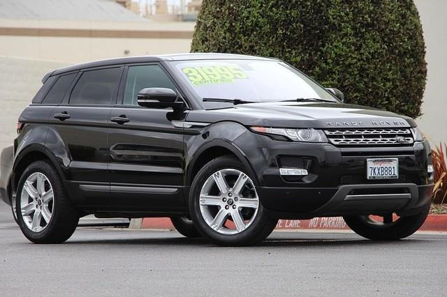 Photo 2013 Land Rover Range Rover Evoque AWD Pure Premium 4DR SUV
