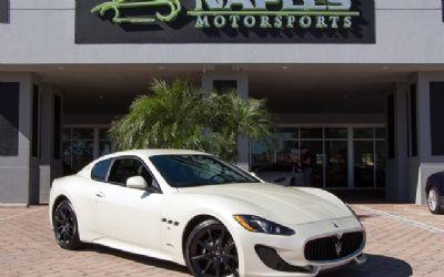 Photo 2013 Maserati Gran Turismo Coupe Sport Coupe