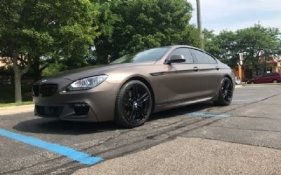 Photo 2014 BMW 650 Gran Coupe