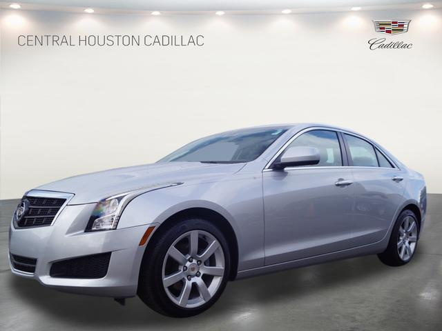 Photo 2014 Cadillac ATS 2.5L