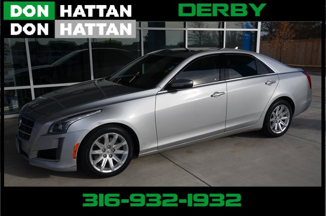 Cadillac Cts 3 6l Luxury For Sale