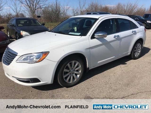Photo 2014 Chrysler 200 Limited 4DR Sedan
