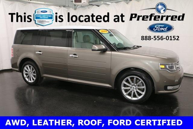 Photo 2014 Ford Flex Limited