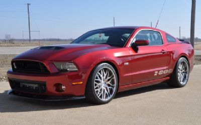 Photo 2014 Ford Mustang Shelby 1000 Coupe