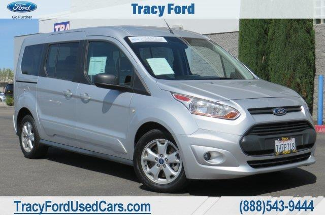 Photo 2014 Ford Transit Connect Wagon XLT 4DR LWB Mini-Van WREAR Liftgate