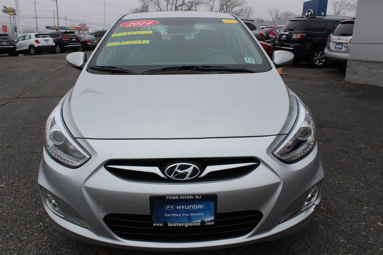 Photo 2014 Hyundai Accent GLS 4DR Sedan