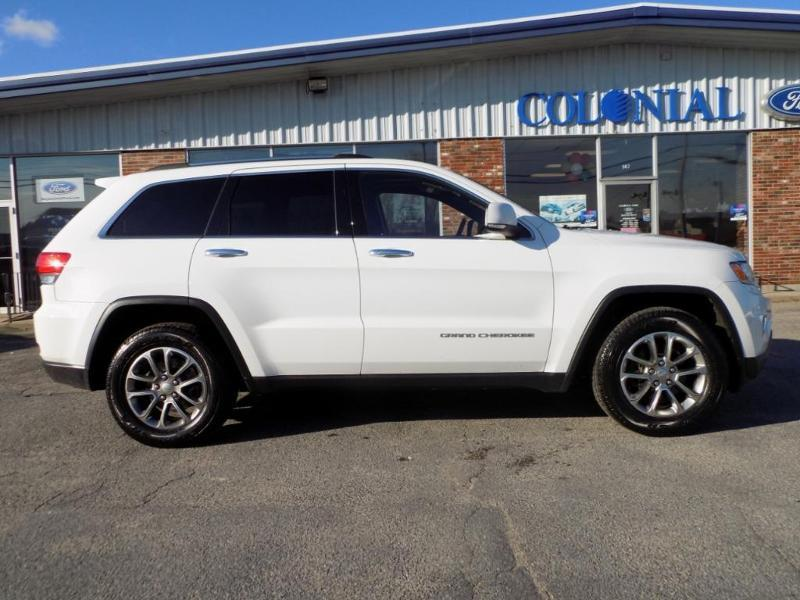 Photo 2014 Jeep Grand Cherokee 4X4 Limited 4DR SUV