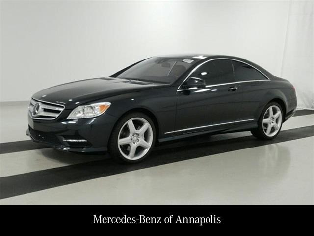Photo 2014 Mercedes-Benz CL-Class AWD CL 550 4MATIC 2DR Coupe