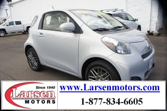 Photo 2014 Scion IQ 2DR Hatchback