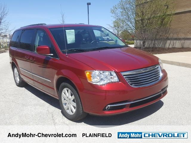 Photo 2015 Chrysler Town And Country Touring 4DR Mini-Van