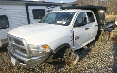 Photo 2015 Dodge Ram 5500 Crew Cab 4WD