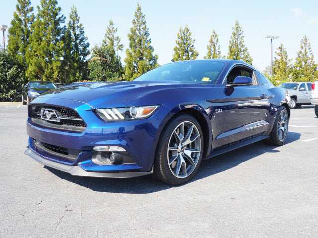 Photo 2015 Ford Mustang GT 50 Years Limited Edition