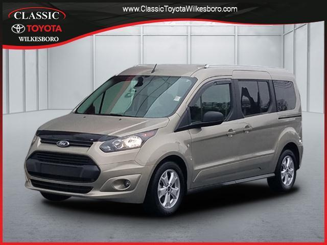 Photo 2015 Ford Transit Connect Wagon XLT 4DR LWB Mini-Van WREAR Liftgate
