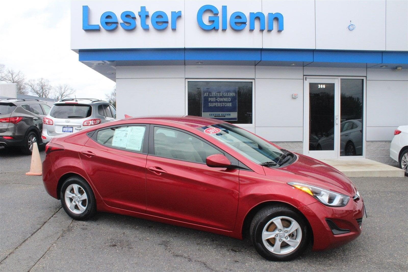 Photo 2015 Hyundai Elantra SE 4DR Sedan 6M