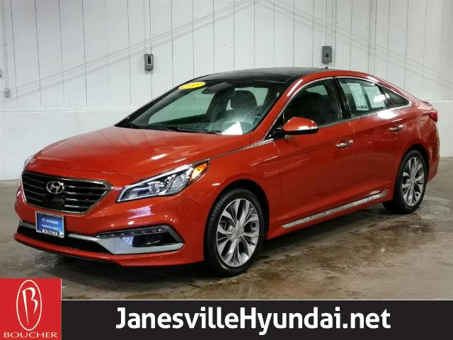 Photo 2015 Hyundai Sonata Limited 2.0T 4DR Sedan