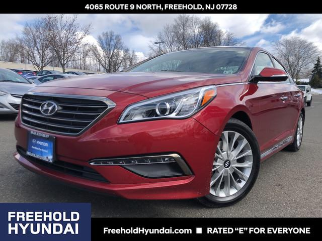 Photo 2015 Hyundai Sonata Limited 4DR Sedan