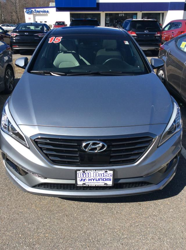 Photo 2015 Hyundai Sonata Sport 2.0T 4DR Sedan