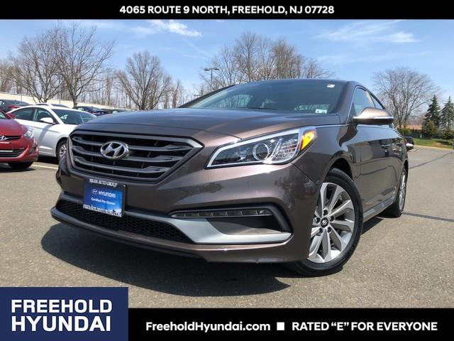 Photo 2015 Hyundai Sonata Sport 4DR Sedan