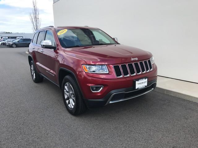 Photo 2015 Jeep Grand Cherokee 4X4 Limited 4DR SUV