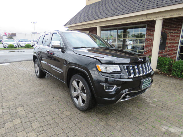 Photo 2015 Jeep Grand Cherokee Overland