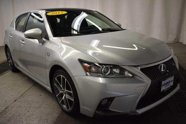 Photo 2015 Lexus CT 200H 4DR Hatchback