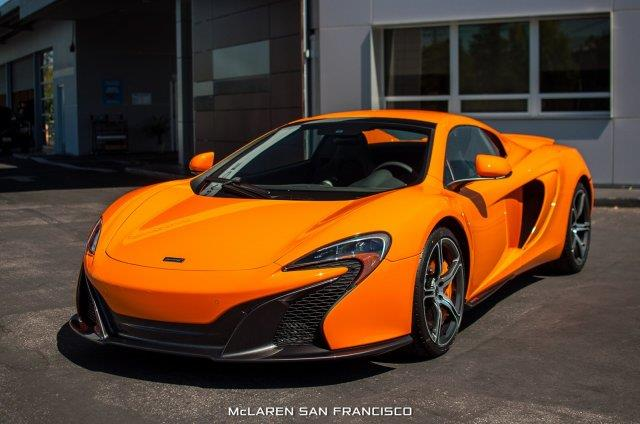 Photo 2015 Mclaren 650S Spider 2DR Convertible