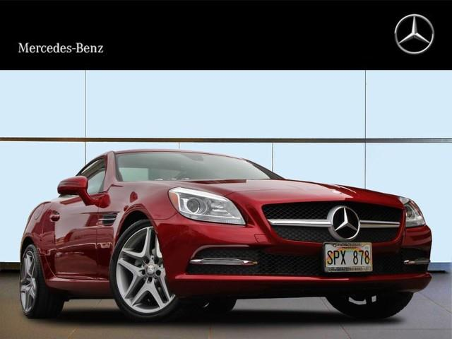 Photo 2015 Mercedes-Benz SLK SLK 250 2DR Convertible
