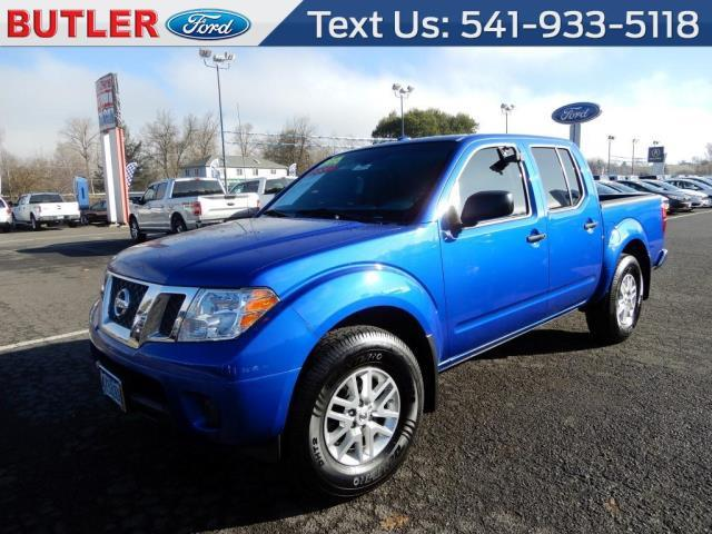 Photo 2015 Nissan Frontier 4X4 SV 4DR Crew Cab 5 FT. SB Pickup 5A