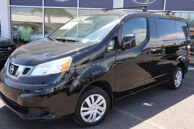 Photo 2015 Nissan NV200 S 4DR Cargo Mini-Van