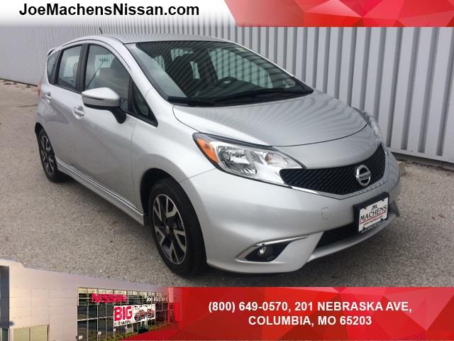 Photo 2015 Nissan Versa Note SR 4DR Hatchback