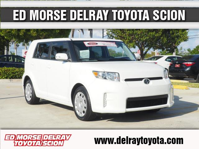 Photo 2015 Scion XB 4DR Wagon 5M