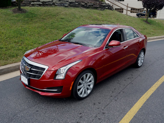 Photo 2016 Cadillac ATS 2.0T Luxury