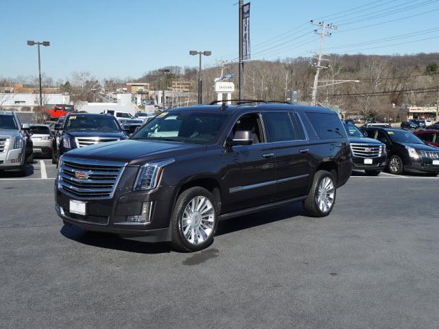 Photo 2016 Cadillac Escalade ESV Platinum