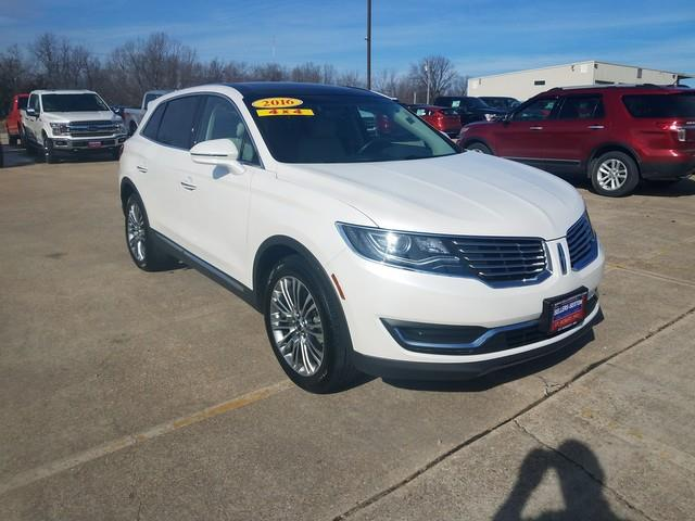 Photo 2016 Lincoln MKX AWD Reserve 4DR SUV