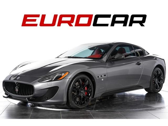 Photo 2016 Maserati GRAN TURISMO Sport