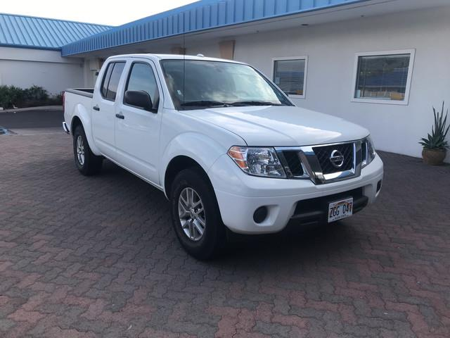 Photo 2016 Nissan Frontier 4X2 S 4DR Crew Cab 5 FT. SB Pickup 5A