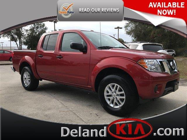 Photo 2016 Nissan Frontier 4X4 SV 4DR Crew Cab 5 FT. SB Pickup 5A