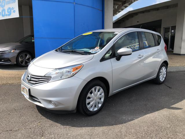 Photo 2016 Nissan Versa Note S 4DR Hatchback