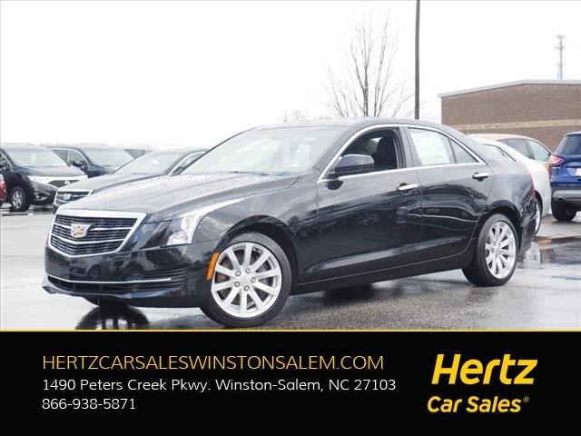 Photo 2017 Cadillac ATS 2.0T