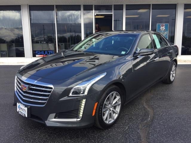 Photo 2017 Cadillac CTS 2.0L Turbo Luxury