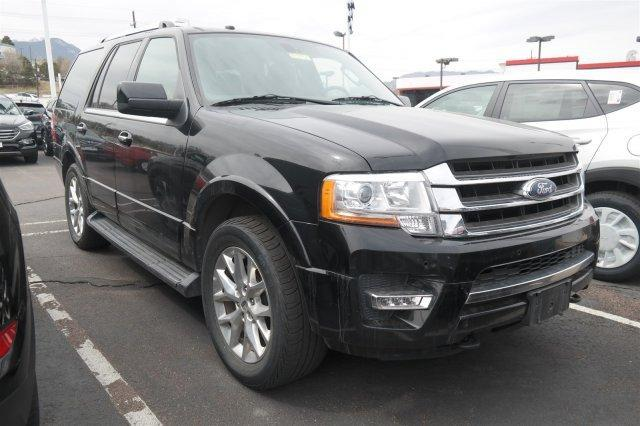 Photo 2017 Ford Expedition 4X4 Limited 4DR SUV