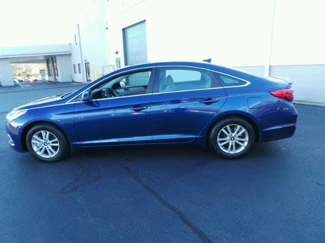 Photo 2017 Hyundai Sonata ECO 4DR Sedan