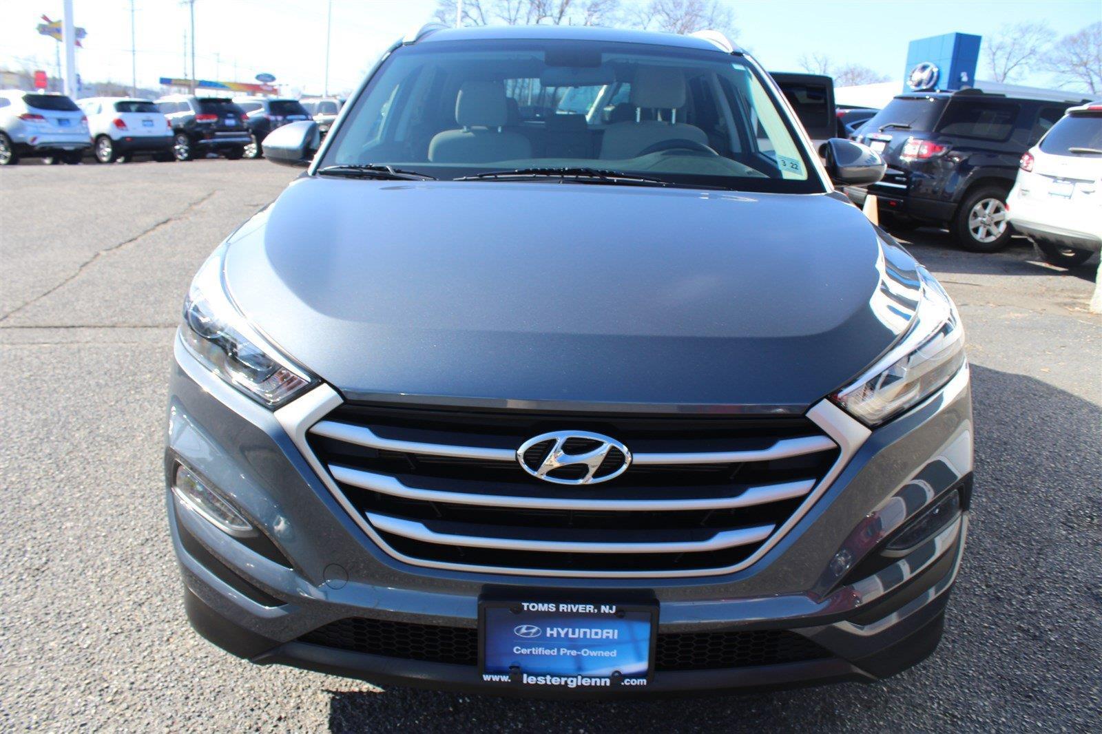 Photo 2017 Hyundai Tucson SE 4DR SUV