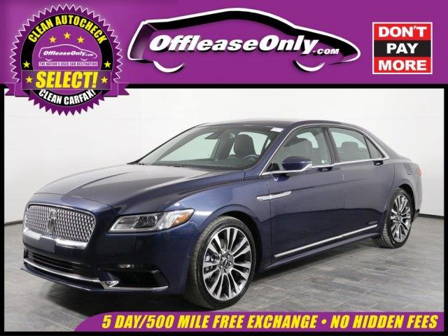 Photo 2017 Lincoln Continental AWD Reserve 4DR Sedan