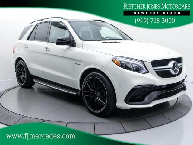 Photo 2017 Mercedes-Benz GLE AWD AMG GLE 63 S 4MATIC 4DR SUV