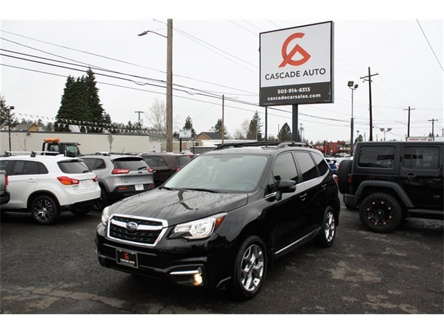 Photo 2017 Subaru Forester 2.5i Touring No accidents Cal